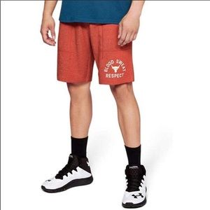Under Armour x Project Rock Respect Shorts